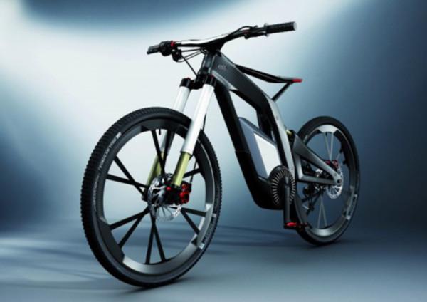 Audi presenta concepto de bicicleta con WiFi - e-bike-audi