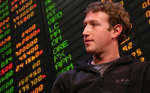 Las acciones de Facebook costarían $38 dólares - facebook-ipo