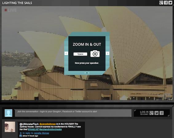 Frontrow, aplicación de Google para hacer capturas de pantalla de videos en Youtube - frontrow-youtube
