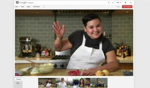 Hangouts en directo, nueva funcionalidad en Google+ - google-hangouts-en-directo