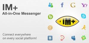 IM+ Pro para Android, una de las mejores apps de mensajería