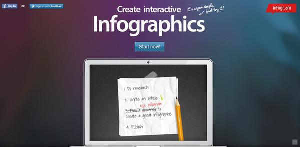 infogr.am Crea geniales infografías con infogr.am