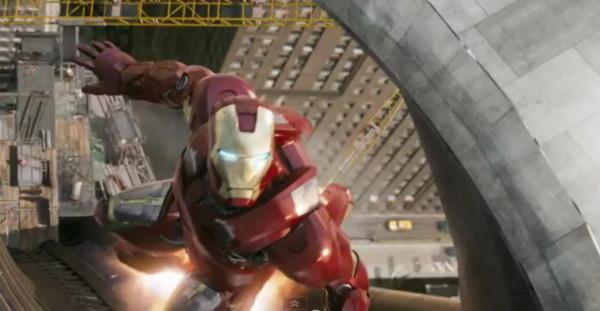 iron man Las armaduras de Iron Man desde la Mark I hasta la Mark VII de The Avengers