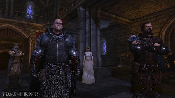 Trailer y nuevo video del gameplay del juego de Game of Thrones - juego-game-of-thrones
