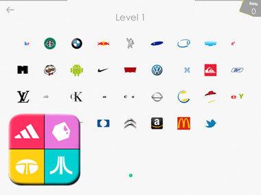 Logos Quiz, diviertete adivinando cual es la Marca de los logos [Reseña] - logos-quiz-game
