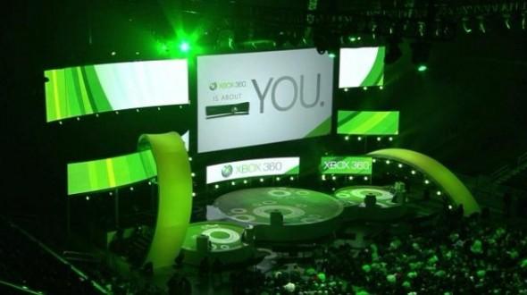 microsoft e3 590x330 La conferencia en E3 de Microsoft será transmitida en vivo por Xbox Live