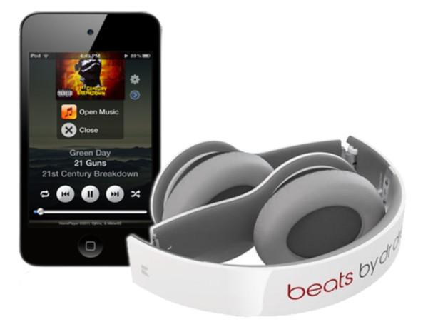 Escuchar música en iPhone / iPad - musica-en-el-iphone