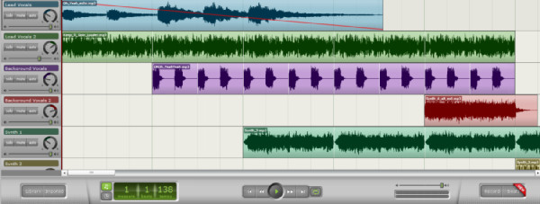 Editar y mezclar música con estas aplicaciones online - myna-editor-de-audio-online