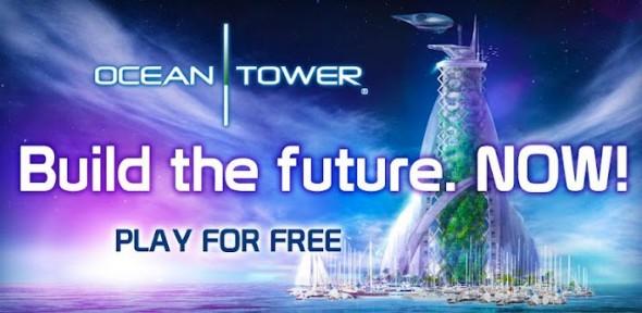 Ocean Tower, divertido juego para iOS y Android de la mano de flaregames - ocean-tower-590x288
