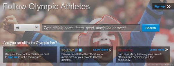 The Hub será la red social de los Juegos Olímpicos de Londres 2012 - olimpics