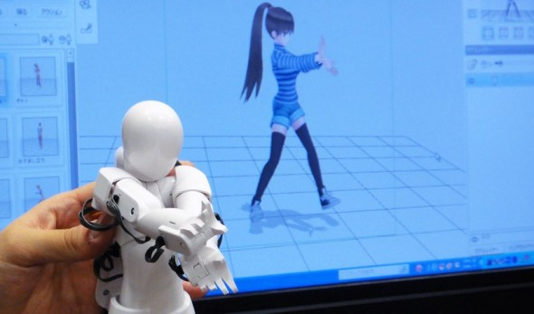 Excelente maniquí USB de poses para tus modelos en 3D - qumarion