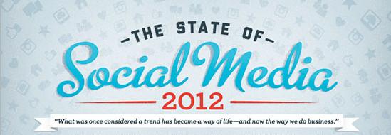 El estado del Social Media en 2012 [Infografía] - social-media-infographic
