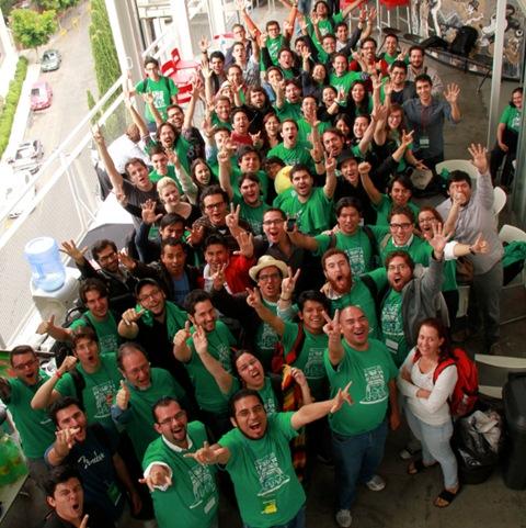 swdf 2012 Encarguitos gana Startup Weekend DF 2012