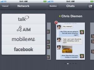 Verbs, una de las mejores apps para chatear en iOS