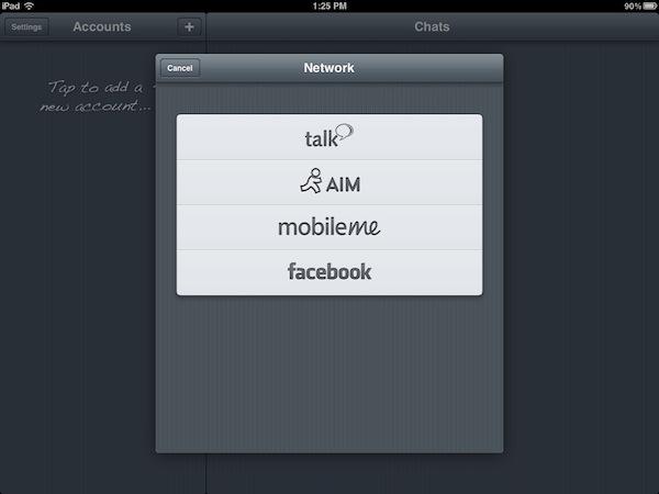 Abrir messenger desde el celular - verbs