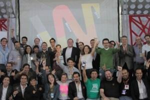 Proyectos ganadores de Wayra México 2012