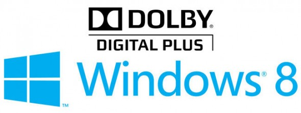 windows dolby digital plus 590x223 Microsoft incluirá la tecnología Dolby Digital en Windows 8