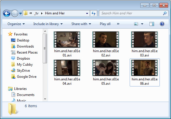 windows explorer thumbnails Añade miniaturas a todos tus videos con Media Preview