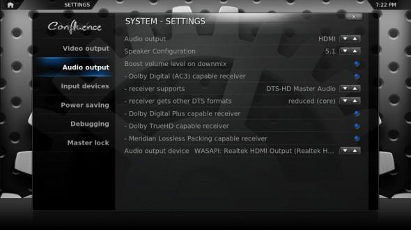 Cómo habilitar audio DTS-HD MA y Dolby TrueHD en XBMC - xbmc-590x331