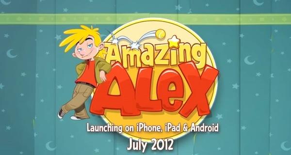 Rovio publica el teaser tráiler de Amazing Alex, su nuevo juego - Amazing-alex-juego-rovio