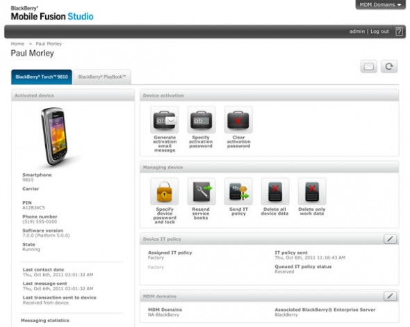 Presentan BlackBerry Mobile Fusion - BB-mobile-fusion-590x470