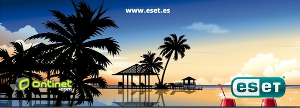 ESET consejos vacaciones Sencillos consejos para no ser estafados en la web durante las vacaciones [Infografía]