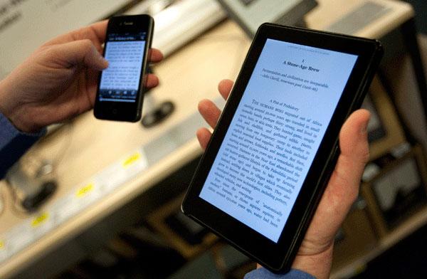 Apps para leer libros en tu smartphone