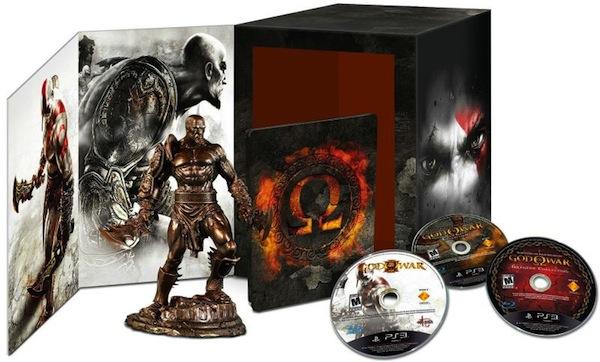God of War: Omega Collection, una edición especial de colección que ningún fanático se puede perder