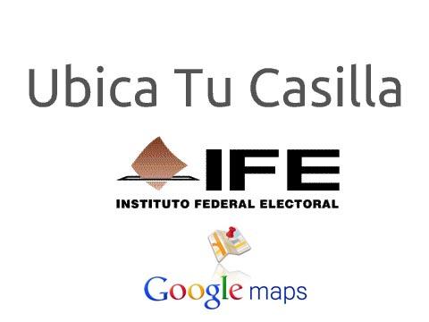 Google y el IFE colaboran en las Elecciones mexicanas 2012 - IFE-Google-Elecciones-2012