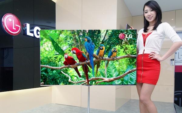 LG presenta la tecnología OLED de sus nuevas TV - LG-pantallas-oled