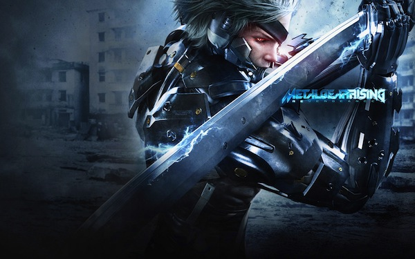 Impactante nuevo tráiler de Metal Gear Rising: Revengeance  - Metal-gear-rising-trailer