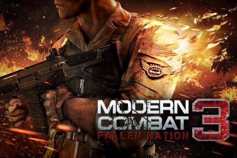 Buenas Apps para iPhone en Descuento - Junio 22 - Modern-Combat-3