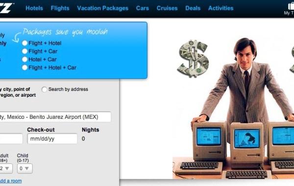 Orbitz precios hoteles mas altos Orbitz, el popular servicio para comprar vuelos y hacer reservaciones en hoteles, ofrece precios más caros a los usuarios de Mac
