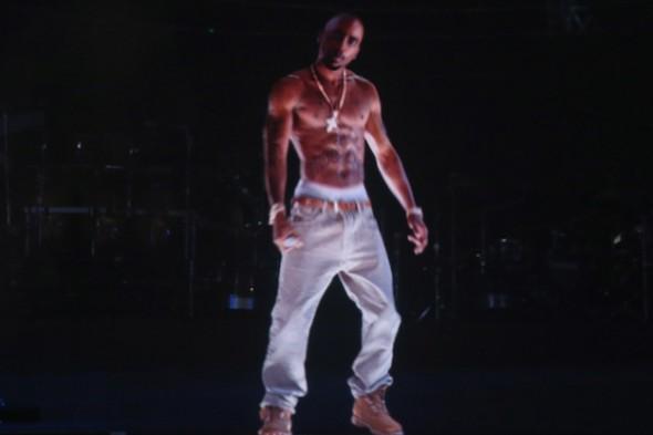 El holograma de Tupac gana premio en Cannes - Tupac-holograma-590x393