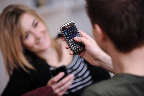 Abrir messenger desde el celular - app-chatear-messenger