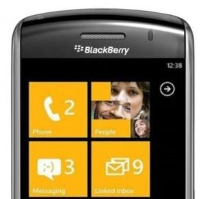 RIM y Microsoft podrían hacer un acuerdo para ofrecer equipos BlackBerry con Windows Phone