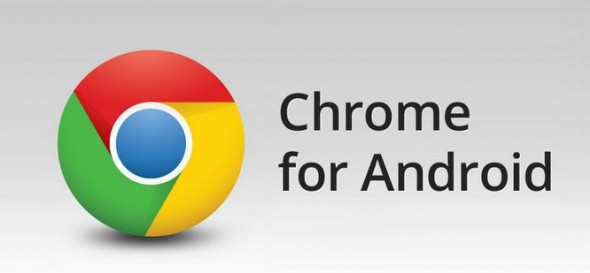 Nueva versión de Chrome para Android - chrome-for-android-590x273