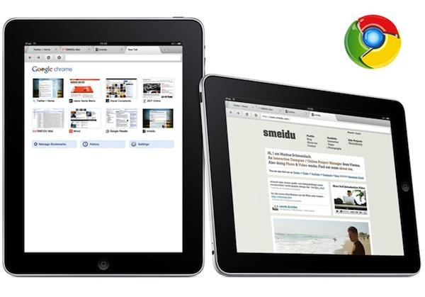 Google anuncia Chrome para iOS - chrome-for-ipad