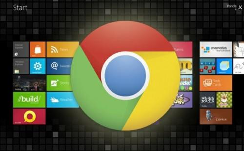 chrome metro Chrome ya tiene una versión preliminar para Windows 8 y Metro