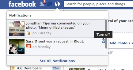 facebook notificaciones Facebook ahora permite dejar de recibir notificaciones desde el mismo menú desplegable
