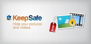 Oculta fotos y videos de tu Android con KeepSafe