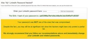 Cómo saber si tu contraseña de LinkedIn fue hackeada