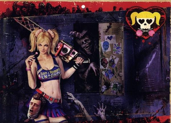 Tráiler de lanzamiento de Lollipop Chainsaw un juego con chicas, zombies y mucha acción - lollipop_chainsaw
