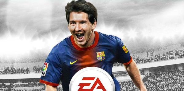messi fifa 13 Lionel Messi será portada de FIFA 13