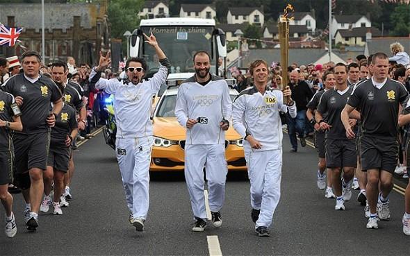 La canción oficial de los Juegos Olímpicos 2012 será de Muse - muse-olympics-590x369