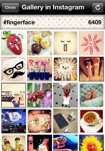 mza 1751489261958309618.320x480 75 FingerFace, tomar fotos a tus dedos nunca fue tan divertido