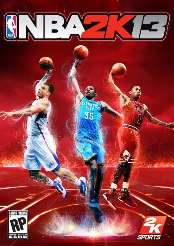2K Sports presenta la portada de NBA 2K13 con 3 estrellas de la NBA - nba-2k13a-590x837