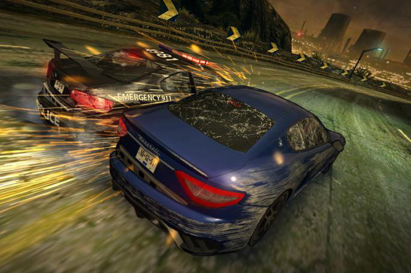 nfs mw Electronic Arts presenta Need For Speed Most Wanted Mobile