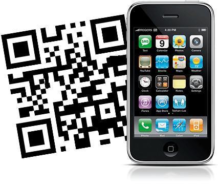 Apps para escanear códigos QR desde tu iPhone/ iPod - qr_iphone