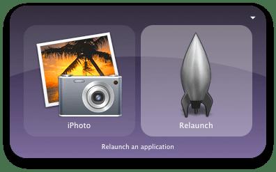 quicksilver splash Apps para realizar búsquedas rápidas o lanzar aplicaciones en nuestra Mac